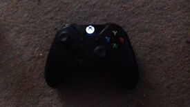 As new official xbox one controller black fully working
