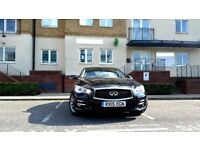 Infiniti Q50 Executive 4dr Auto - Full Main Dealer Service History - Snow/Sport Mode
