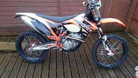 KTM XC-F 350 EXC Enduro Motocross Road registered PX and delivery possible