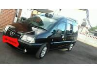 Peugeot expert e7 taxi direct original hackney carriage