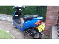 BARGAIN 2004 50cc 4stroke scooter
