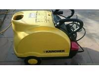 karcher steam pressure washer HDS558C
