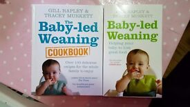 Gill Rapely Baby led weaning books