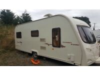 Avondale Golden Eagle 2005 Caravan with fixed bed, full awning and extras