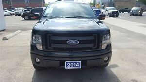 2014 Ford F-150 FX4 4X4 | One Owner | Box Liner Kitchener / Waterloo Kitchener Area image 4