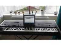 Korg Oasys workstations