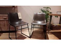 2 Next Dining Chairs