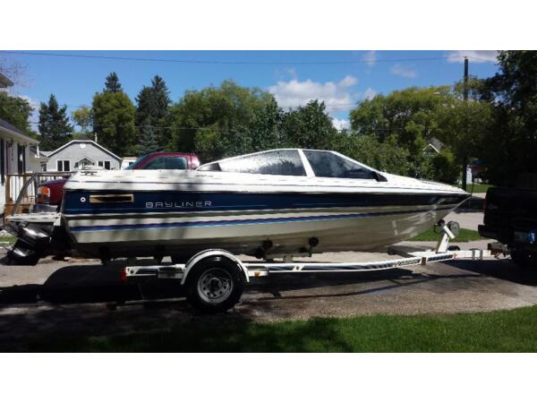 Used 1987 Bayliner capri