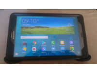 samsung galaxy tab s sm-t705 with otterbox protection case cellular 4g