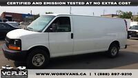 2008 Chevrolet Express 2500 EXTENDED 4.8L