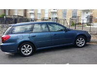 Subaru Legacy AWD Sports Wagon, clean looks smart, VGC, Auto, FSH, new MOT, new brakes, 5 door, AC,