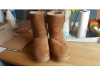 Men's genuine ugh boots