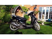 Peugeot Tweet 125 moped - one owner