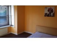 Large Double room and Double Room available in Springbourne, Bournemouth.