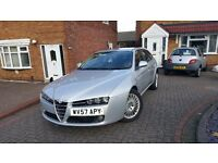 Alfa 159 sportswagon for sale £2995