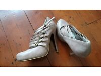 New Fearne Cotton heeled shoes size 3