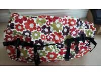 MX-5 boot luggage