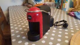 Lavazza Jolie Coffee Machine, nearly new