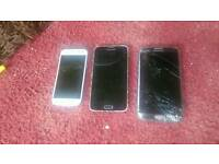 Joblot samsung note2,s5,s4,s3,s2 and more