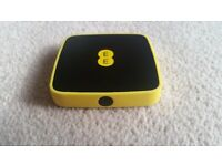 4GEE WiFi Mini hotspot mobile portable router broadband EE (can unlock on request)