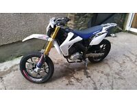 rieju mrt 125cc....(learner legal)