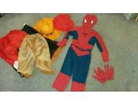 Spiderman Outfit Age 2-3