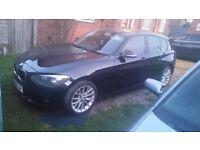 BMW 116 d es 2012 1 series