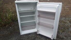 Fridge freezer Zanussi white