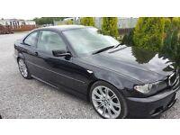 BMW 330CD M Sport 2004 (54) Automatic