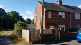 2 bed semi detached house to rent in Lanchester, durham