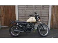 Sinnis XF 125 GY-2D Motorbike for Sale