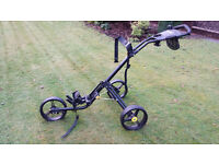 Icart duo golf trolley
