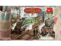 "Train ""Yorkshire Pullman"" jigsaw puzzle"