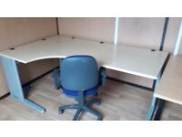 Office furniture 2 metres managers desk
