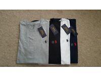 Ralph Lauren Crew Neck T shirts Wholesale
