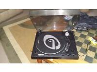"Gemini Belt drive turntable model XL-120 MK2 + "" *ion"" QUICK PLAY LP convertor to MP3"