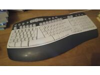 Microsofr Natural Keyboard (PS2 - not USB)