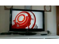 "LG TV 37 LH3000 37"" 1080p HD ready HD LCD HDMI."