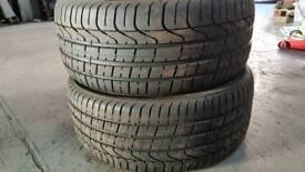 18 inch tyres Pirelli 245/45R18 100y