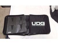 Great Condition UDJ Ultimate DJ CD Wallet Carrying Case Disc Holder - RRP £45