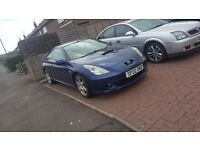 Spares or Repair 140bhp Toyota Celica
