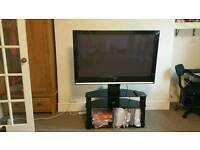 """Samsung plasma HD TV 50"""" with stand excellent condition"""