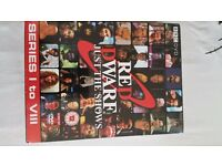 Red Dwarf - Series 1 - 8 Complete Collection DVD Box Set New ❏ 1 2 3 4 5 6 7 8