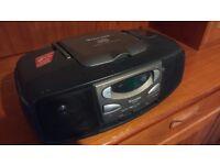 Portable CD / Radio player