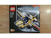 Super Lego Technic Display Team Jet - New Sealed