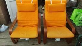 Chairs poang