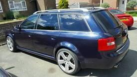 Audi s6 (rs6 replica)