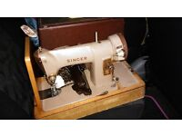Heavy Duty Singer 185k Sewing Machine