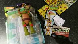 ***BRAND NEW *** Ninja Turtle 4+ years