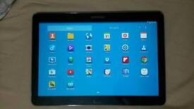 SAMSUNG GALAXY TABLET PRO SM T520 16GB WIFI IN FULL WORKING ORDER AND IN VERY GOOD CONDITION